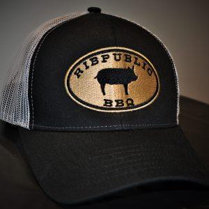 RIbpublic BBQ Trucker Hat