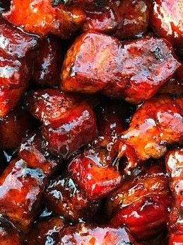 Ribpublic BBQ Pork Belly Burnt Ends